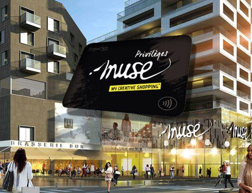 Le Centre Commercial Muse partenaire de Bonjour Card
